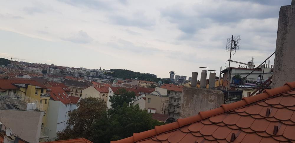Půdní vestavba Praha 3 | Seifert Attic